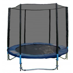 Trampoline 235 cm + Filet de protection