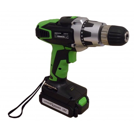 Perceuse visseuse 18v-lithium-2vit-bmc